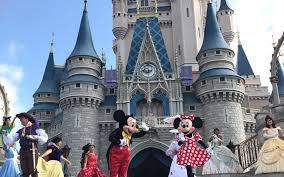 themes in magic kingdom let the magic begin opening the park at walt disney world s magic