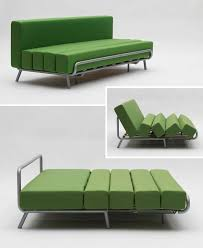 folding sofa bed frame sofa transforms into guest bed extendable http www godownsize