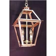 Ceiling Lantern Lights Charleston Chain Mount Outdoor Lantern Copper Lighting Company