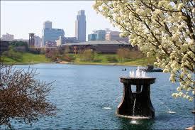 Fountains West Omaha Ne by Gate City Of The West U201d Omaha Nebraska