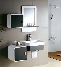 Contemporary Bathroom Storage Cabinets Best Modern Bathroom Vanities Colour Story Design