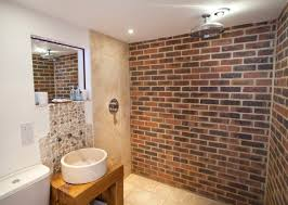 Shower Room by Camber Accommodation Kittiwake Shower Room With Huge Drencher Shower