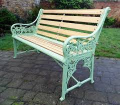coalbrookdale medieval cast iron bench get in touch for a