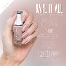 bare it all leighton denny