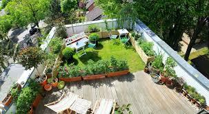 Deck Landscaping Ideas Roof Wonderful Roof Deck Garden Ideas Momentous Roof Deck