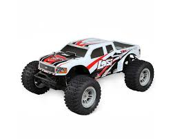 monster jam monster trucks toys tenacity 1 10 rtr 4wd brushless monster truck white by losi