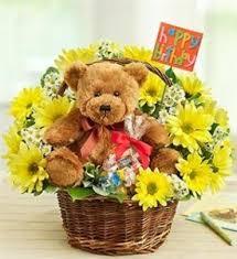 flower basket lotsa happy birthday birthday in crestview fl the flower