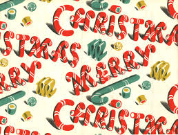 vintage wrapping paper retro wrapping paper vintage christmas wrap vintage wrapping