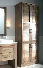 bathroom linen storage ideas recessed linen cabinet bathroom tower cabinet ideas linen storage