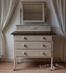 Paint Shabby Chic Furniture by Antique Shabby Chic Dresser With Mirror Drawer Chest No 09
