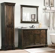 antique bathroom vanities make bathroom unique