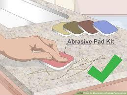 Where Can I Buy Corian Sheets 3 Ways To Maintain A Corian Countertop Wikihow