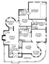 five bedroom houses five bedroom hwbdo57201 house plan from