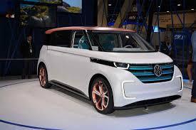 volkswagen minibus electric 2018 2019 volkswagen budd e concept u2013 electric minivan 2018 2019
