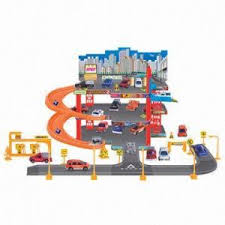 car garage design with toy cars children u0027s developmental toy