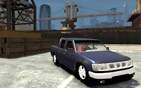 nissan coupe 2005 nissan pickup v 2005 for gta 4