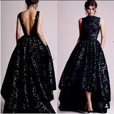 black lace prom dress naf dresses