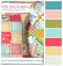 shabby chic color palette i think this would be a nice color