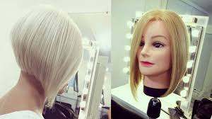 update to the bob haircut hairdresser education step by step short bob haircut tutorial