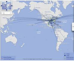 Allegiant Route Map by American Airlines And Us Airways Tie The Knot Airways Route 66