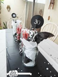 and deals a 30th birthday table decorations 30th