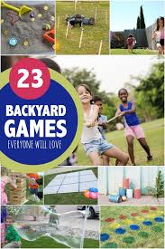 Outdoor Backyard Games 50 Best Party Games For Kids Spaceships And Laser Beams