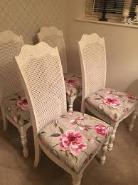 6 shabby chic dining chairs in swadlincote derbyshire gumtree