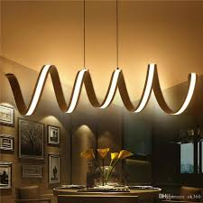 hanging lamps for kitchen discount modern led hanging lamps dinning living room pendant