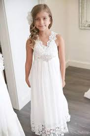 kids wedding dresses kids wedding dress lace straps with sash crystals bead