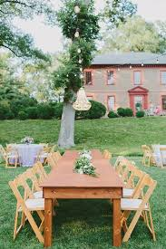 Outdoor Wedding Furniture Rental by Cassie And Kiran U0027s Whimsical Outdoor Reception At Wilton House