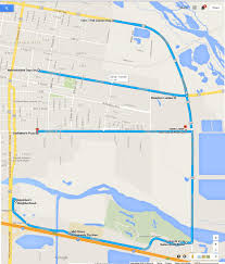 Platte River Map Getting Around North Platte Still Easy Despite Construction