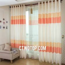 And Orange Curtains Orange And Turquoise Curtains Fin Soundlab Club