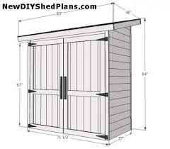 small wood shed plans small shed plan the 10 x 12 shed as well