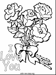 surprising love you mom coloring pages with valentine color pages