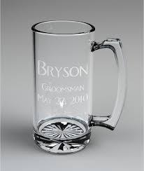 engraved wedding gifts 13 personalized groomsman mugs custom engraved wedding gift