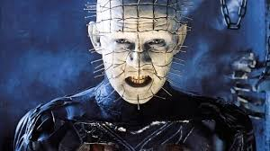 man in pinhead mask robs california gas station horror movie