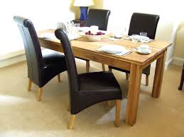 solid wood extendable dining table natural wood dining table set and chairs with bench in stunning full