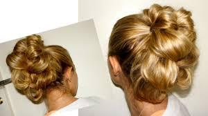 comment cuisiner les chignons de comment faire un chignon romantique chic et facile cheveux