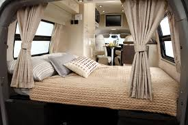 2011 airstream avenue class b motorhome bed modern motorhome