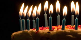 birthday cake candles for your birthday would like to remind you that