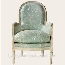 Armchair Sofa French Style Chair Fabric Retro Armchair Sofa Furniture China