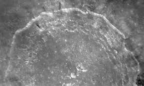 Picture Of Flag On Moon Hubblesite Image Close Up Of Crater Copernicus On Earth U0027s Moon