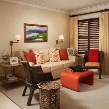 beige color palette living room brown black laminated wooden table