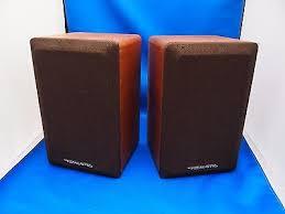 What Hifi Bookshelf Speakers Realistic Minimus 7w Bookshelf Speakers 40w 8 Ohm Vintage Hifi