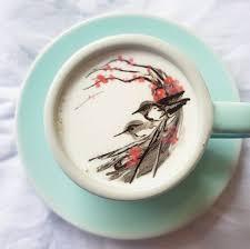 Artistic Coffee South Korea Coffee Artist Creates Art You Can Drink Cnn Travel
