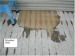 how do i clean mold from my deck cleaning mold from decks and