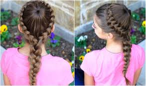 cute girl hairstyles how to french braid dutch starburst braid cute girls hairstyles youtube