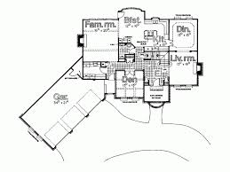 eplans colonial house plan family favorite 3404 square feet