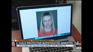 pasco county child protection officer fired arrested