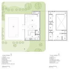 Floor Plans For Pool House by Gallery Of Srygley Pool House Marlon Blackwell Architect 15